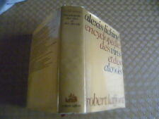 ALEXIS LICHINE ENCYCLOPEDIE DES VINS ET DES ALCOOLS ROBERT LAFFONT 763 PAGES