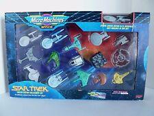 Star Trek Micro Machines Limited Edition Collector's Set 1993 New USS Enterprise