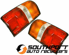 TOYOTA HILUX LH + RH TAIL LIGHTS LAMPS SUIT 1988-1997 MODELS *NEW PAIR*