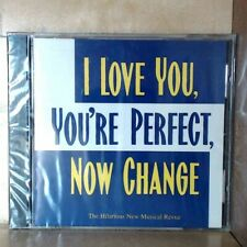 I Love You, You're Perfect, Now Change (CD, 1996) SEALED 3159