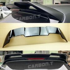 2019+ Fits TOYOTA Corolla Auris E210 Hatchback Trunk Spoiler Paint Black