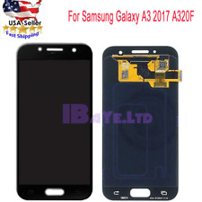 For Samsung Galaxy A3 A320F 2017 Screen Digitizer Replacement LCD Display Touch