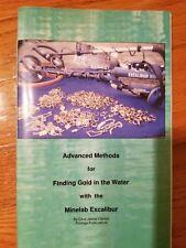 Used Minelab Excalibur II Metal Detector