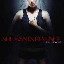 """SHE WANTS REVENGE """"THIS IS FOREVER"""" CD NEUWARE"""