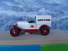 1/43 Eligor (France)   Opel laubfrosch camionnette 1925 cafe hag