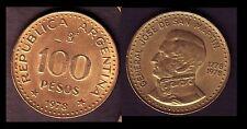 ★★ ARGENTINE / ARGENTINA ● 100 PESOS 1978 ★★