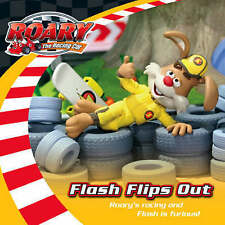 Roary the Racing Car - Flash Flips Out, , New Book