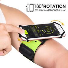 Genuine VUP® Sports Gym Running Jogging  Slim Armband Universal Holder iPhone