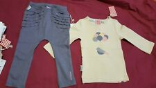 BNWT Sooki Baby Birds In Bloom Outfit Size 1
