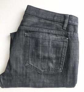 APC Jeans, Petit Standard Slim - Straight, 32 x 28, Black, Exc Cond