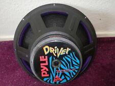"Subwoofer 38 cm PYLE DRIVER PD1574 4 Ohm NEU Speaker Bass 15"" NEW 520 RMS OVP xx"