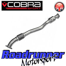 "Cobra Zafira Gsi/VXR Sports Cat exhaust 2.5"" 200 Cell-Replaces 2nd Cat vx03d"