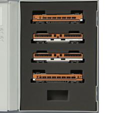 Tomix 92598 Kinki Nippon Railway 30000 Series Vista EX 4 Cars Set - N