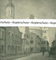 Eichstätt - Jesuitenkirche - um 1920            W 23-10