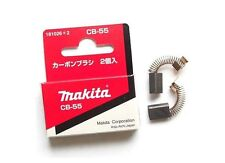 Genuine New Makita Cb55 Brush Brushes 181026-2 For 6701B Jr3000V 8419B-2