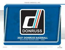 2021 Donruss - Complete your Base Set (#1-262) - Free Shipping