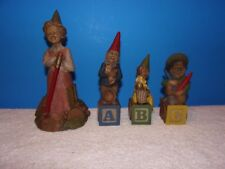 Tom Clark Gnome - Cairn-Lot 4 -School Marm-Alpha A-Alpha B-Alpha C