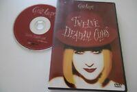 Cyndi Twelve Deadly Cyns DVD 80 Min Regione 0 Vero Colori Girls Avere Challenge