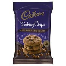 Cadbury Dark Chocolate Baking Chips 200g