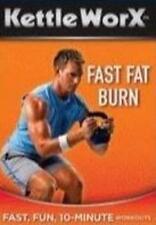 Kettle Worx - Fast Fat Burn - Fast, Fun 10-Minute Workouts