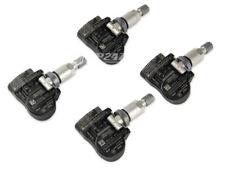 4x New TPMS Sensor Land Rover Discovery Evoque Velar LR010502 LR003133 LR000591