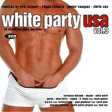 CD gay happening white party usa 3 de various artists 2cds