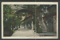 1910s GLENWOOD MISSION INN RIVERSIDE CALIFORNIA POSTCARD