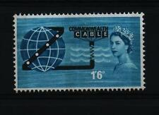 1963 COMPAC CABLE  PHOSPHOR PHOS SET SG 645p  MNH