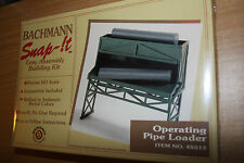 Ho scale operating pipe loader #45512