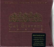 Stevens, Cat three MFSL Gold CD 3 CD box neuf emballage d'origine sealed