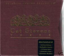 Stevens, Cat Three MFSL Gold CD 3 CD Box Neu OVP Sealed