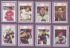 1970-71 Esso Hockey Stamp Jean Pronovost Pittsburgh Penguins