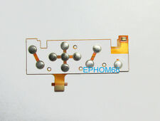 New Keypad Key Board Button Flex Cable For Nikon Coolpix S5200 Camera Part
