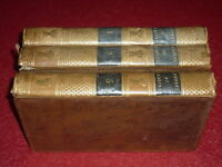 J.-F. DUCIS / OEUVRES Cplet 3 volumes/ Gravures / Reliure P. CHAPRON Shakespeare