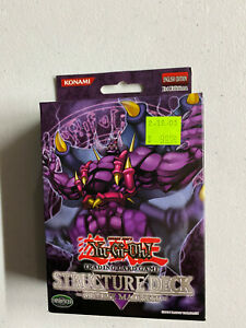 Yugioh Structure Deck - Zombie Madness - 1st Edition - Sealed - English