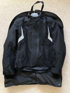 BMW Motorrad Streetguard 3 Jacket *NEW* Woman Size 38 Black