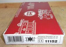 LGB 11152 G Gauge Trenngleis Bent R1 15° New IN