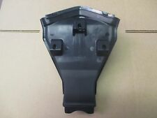 2004-2005 Kawasaki ZX10 Ninja, Front fairing air scoop, ram air duct, NEW OEM