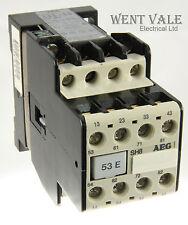 AEG sh8-53e-585-58 - 20A otto Polo Relè di controllo BOBINA 110VAC un-used
