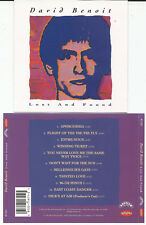 "David Benoit ""Lost And Found"" CD 1994 AVI/Rhino Records"