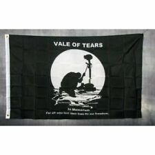 Vale of Tears Flag Banner Sign 3'