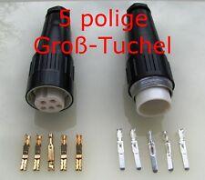 Pro-Audio Equipment 5 pol. Groß-Tuchel Amphenol Leitungen & Stecker Musikinstrum