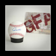 Paul Molitor *Twins Brewers HOF* Autograph Signed MLB Baseball P3 COA GFA