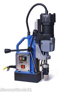 Unibor EQ50 Magnetic Drilling Machine 50mm Dia 220v - 240v UK & EU