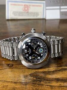 MONTEGA R9 MC01 RONALDO Swiss automatic chronograph chronometer watch
