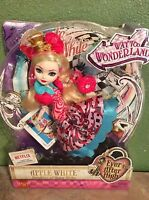 Ever After High APPLE WHITE Doll Daughter of Snow White WAY TO WONDERLAND NEW