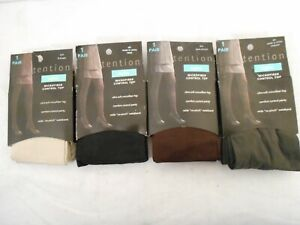 TIGHTS - Women's 1 Pair ATTENTION K-MART CONTROL TOP TIGHTS- U-PICK- Color -Size