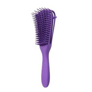 Detangling HairBrush Massage Wet Hair Comb Detangler Hairbrush Hairdressing Tool
