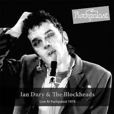IAN DURY & THE BLOCKHEADS - Live At Rockpalast 1978 neuf X2 LP
