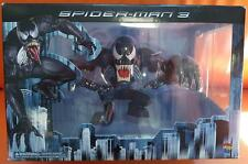 SPIDER MAN 3 VENOM VINYL COLLECTIBLE FIGURE MEDICOM TOY MARVEL COMICS DOLL NUOVO